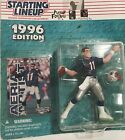 1996 DREW BLEDSOE NEW ENGLAND PATRIOTS-STARTING LINEUP