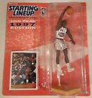 1997 Hakeem Olajuwon Houston Rockets NBA STARTING LINEUP Kenner