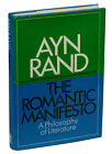 The Romantic Manifesto by AYN RAND First Edition 1969 Philosophy Objectivist