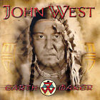 JOHN WEST - EARTH MAKER USED - VERY GOOD CD