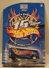 Volkswagen Drag Bus Hot Wheels 15th Convention Redline Real Riders Only 2000