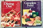 Weight Watchers COMPLETE FOOD DINING OUT COMPANION Books Winning Points Program