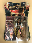Pirates of the Caribbean Dead Mans Chest Cannibal King Jack Sparrow Zizzle NIP