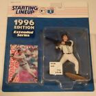 1996 CHAD CURTIS Detroit Tigers Extended STARTING LINEUP SLU
