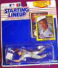 1990 Kirk Gibson Starting Lineup Dodgers New In Pkg (28 yr old unit) RARE