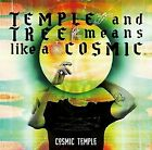 COSMIC TEMPLE - TEMPLE & TREE MEANS LIKE A COSMIC NEW CD