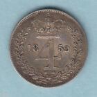 Great Britain. 1859 Victoria - Maundy Fourpence..  gVF