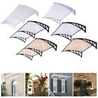 40x40 80x40 Seamless Window Awning Front Door Shade Outdoor Patio Cover Canopy