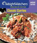 Weight Watchers Mini Series Classic Curries by Weight Watchers Book The Fast