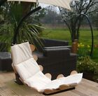 EX DISPLAY WOODEN Hanging Chair Hammock chair+ Stand garden Conservatory