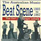 The Australian Music Beat Scene (1965 To 1967) CD compilation Canetoad Records