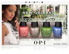 OPI Mini Nail Polish Set New Orleans Collection New  Unused