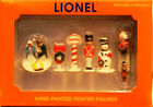 NIB O Lionel6-37997 Cristmas Lawn People Pack 6 Piece