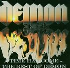Demon - Time Has Come - The Best of Demon (2CD) 2006 OOP Brand new sealed