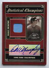 Dale Murphy 2004 Timeless Treasures Statistical Champions Signature Auto #20 25