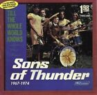 Sons of Thunder - Till the Whole World Knows (CD reissue of 1968 LP) rare OOP NE