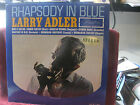 Larry Adler - Rhapsody In Blue (1965) LP Hamilton  USA Vinyl Record