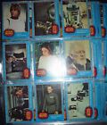 1977 STAR WARS (SERIES 1 THRU 5) COMPLETE CARD & STICKER SET(330 55) TOPPS