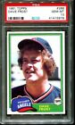 1981 TOPPS #286 DAVE FROST ANGELS POP 5 PSA 10 B2601706-976