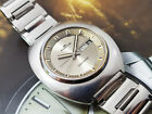 Vintage fortis Spaceleader Silver dial automatic Gents.