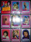 1978 THREES COMPANY COMPLETE SET TOPPS (44)STICKERS +(16) PUZZLE CARDS + WRAPPER