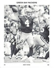 1992 PACKERS Brett Favre signed 8x10 photo JSA COA AUTO Autographed Green Bay