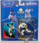 1998 SLU Starting Lineup Hideki Irabu Extended Figure New York Yankees Kenner