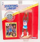 1991 SLU Starting Lineup Derrick Coleman Figure MOC New Jersey Nets Kenner NBA