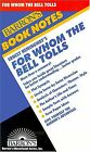 Ernest Hemingway's for Whom the Bell Tolls (Barron's Boo... | Buch | Zustand gut