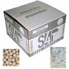 Shop4Paintball WHITE ICE 68 Caliber Paintballs White White Case of 2000