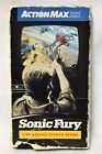 Sonic Fury Action Max Game Video VHS Worlds of Wonder