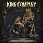KING COMPANY - QUEEN OF HEARTS [8/10] USED - VERY GOOD CD