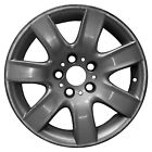 59320 Refinished BMW 740il 1999 1999 17 inch Wheel Rim OEM All Painted Silver