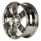 07055 Refinished Saturn Vue 2008 2008 17 inch Wheel Rim OEM Chrome