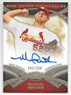Michael Wacha Rookie Cards and Prospect Cards Guide 27