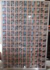 Star Wars ANH Series 5 trading card stickers Vintage uncut sheet (1977)