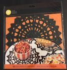Wilton Halloween Spider Web 10 paper Doilies 7097 party decorations No PayPal