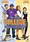 COLLAGE ROAD TRIP DVD 2008 INCLUDES INSERT