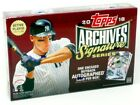 2018 TOPPS ARCHIVES SIGNATURE SERIES BASEBALL HOBBY 20 BOX CASE