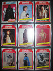 1980 STAR WARS EMPIRE STRIKES BACK CARD & STICKER SET 1ST,2ND,3RD (352 88) TOPPS
