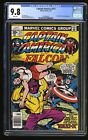 Captain America #211 CGC NM M 9.8 White Pages