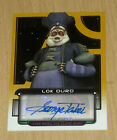 2013 Topps Star Wars Galactic Files 2 Autographs Guide 25