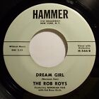 Doo-wop 45 - Rob Roys - Dream Girl - Mint-