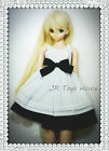 1/3 Dolls Black Bow Jumper skirt Set Whirt fit Dollfie Dream