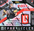 2017 PANINI UNPARALLELED FOOTBALL HOBBY SEALED BOX - IN STOCK!