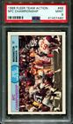 1988 FLEER TEAM ACTION #68 CHRIS DOLEMAN RC HOF POP 1 PSA 9 F2615093-460