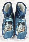 FORU Designs Crazy Cat Lover Fur Lined Hi Top Sneaker Boots Womens Size 35 / 5
