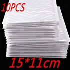 Wholesale 10pcs Poly Bubble Mailers Padded Envelopes Self Seal Shipping Bags Lot