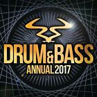 Various Artists : RAM Drum & Bass Annual 2017 CD 4 discs (2016) Amazing Value