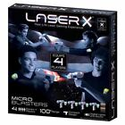 LASER X Micro Blasters 4 players Real life Laser Gaming Experience